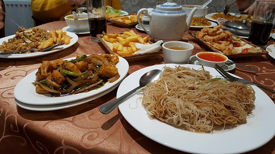 Incredibly Friendly And Great Menu Review Of New China Garden Chinese Restaurant Colwyn Bay Wales Tripadvisor