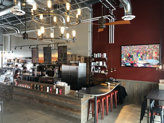 Golden, CO: Grab your morning coffee at Launch, and if you are in a hurry we have a drive-thru.  Located off 1-70 at the Hogback Parking/Morrison exit.