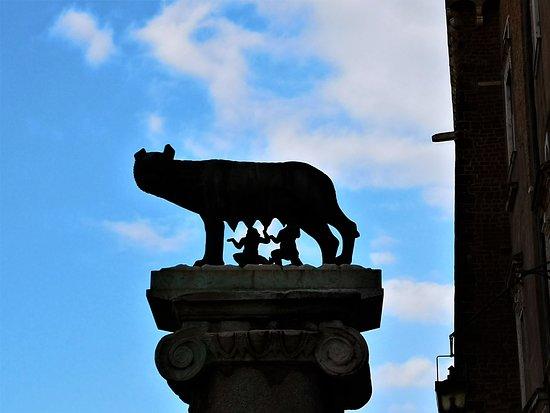 Rome, Italy: da qui…..è nato tutto….