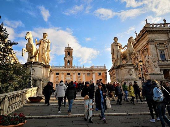 Rome, Italy: profondità…..