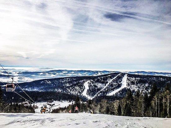Skiareal Hochficht