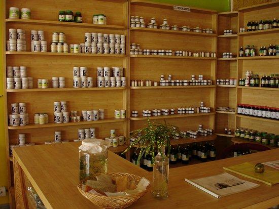 Nature Natural Spa: Health Supplements