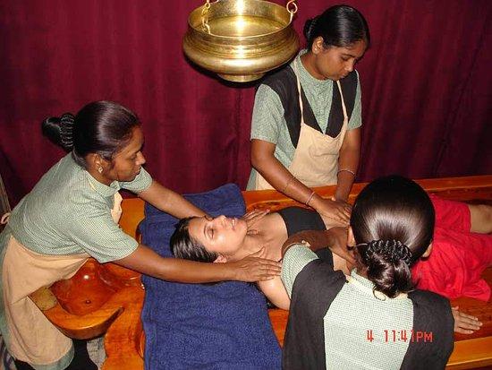 Nature Natural Spa: Ayurveda Treatments