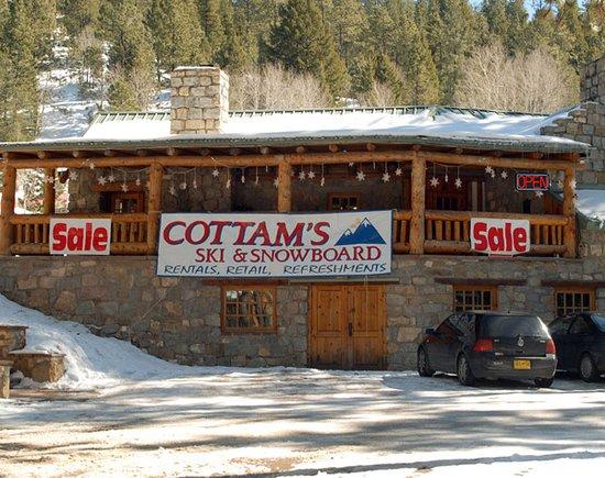 Cottam's Ski Shop