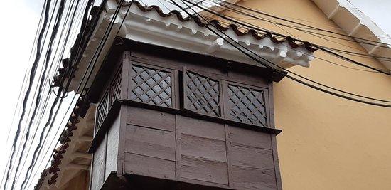 Balcón del Conde de Lemos