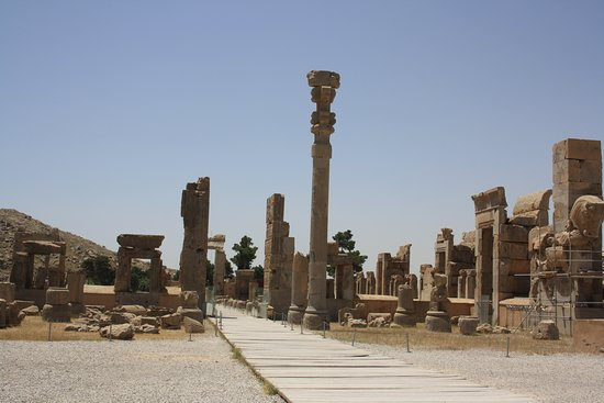 100 Columns Palace Special Palace For King Xerxes Picture Of Persepolis Tripadvisor
