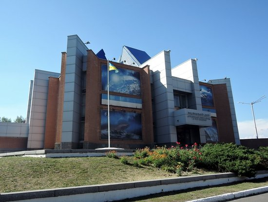 Exhibition Centre of Makarov National Aerospace Youth Educational Center