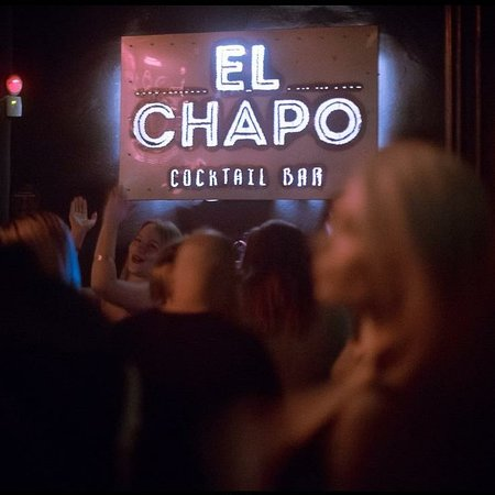 ‪El Chapo Cocktail Bar‬