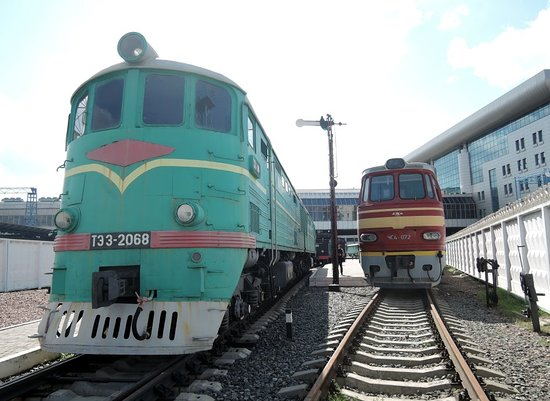 Kyiv Railway Museum