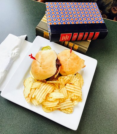 Corry, PA: BBQ Pulled Pork Sliders