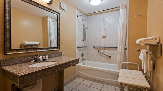 Mobility Bathroom on