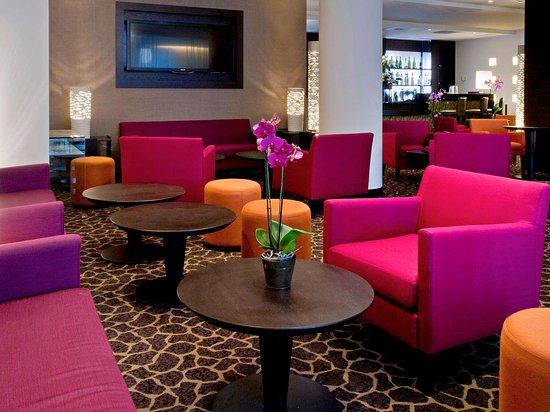 Pullman Montpellier Centre: Bar Lounge