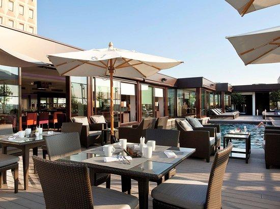 Pullman Montpellier Centre: Restaurant