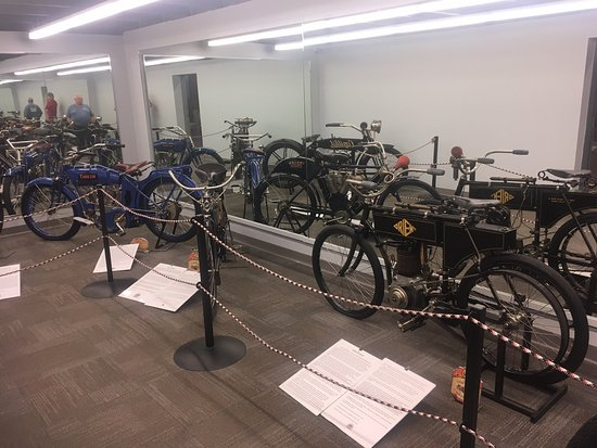 St. Francis Motorcycle Museum Foto