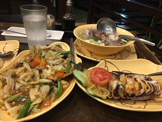 Sea Foods Restaurant In Davao