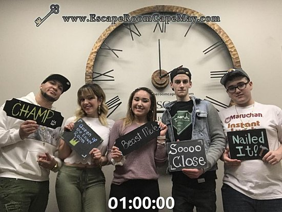 Escape Room Cape May