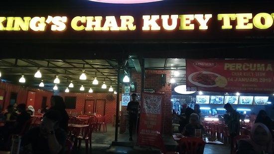 King's Char Kueh Teow