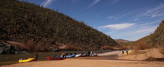 Canyon Rio Rafting