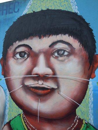 Fresque Kouka