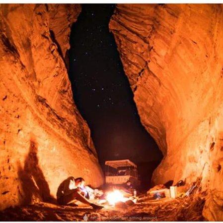 Wadi Rum Nabatean Camp