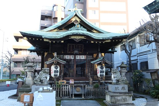 Saiwai Inari Shrine