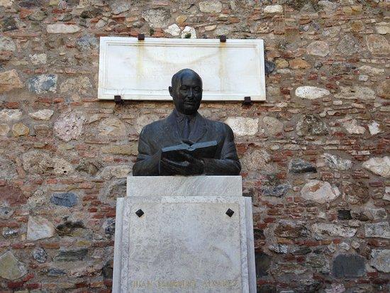 Juan Temboury Alvarez Statue