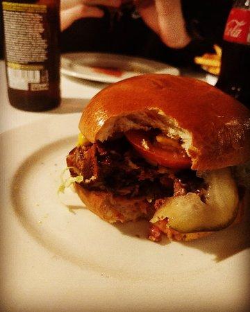 Bilde fra Burger and Shake