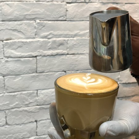 The best coffee shop in town