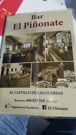 imagen El Pinonate en El Castillo de las Guardas