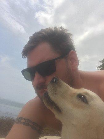 Tiwi, Kenya: Magic my favorite dog