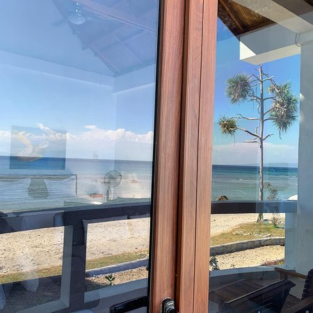 Bungalow room with beach view