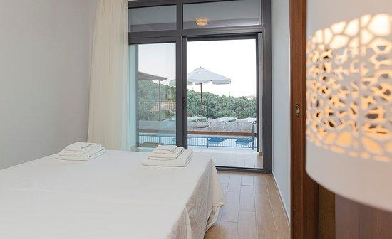Skiathos Gea Villas: CASSIOPE FIRST BEDROOM