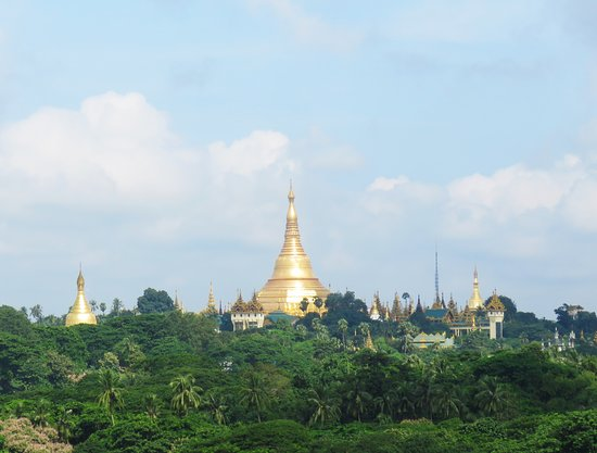 Shwedagon Pagoda is one of the most attractive pagodas in Myanmar. Numerous wood,glass & plaster carving figures, with traditional belief and customs for 2500 years old history. Residents believe that  relics of four Buddhas are enshrined together with solid chamber under the pagoda.