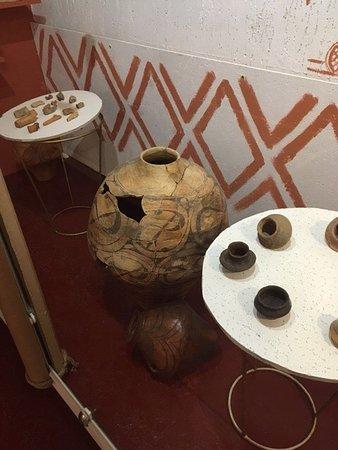 Trypillya, Ukraine: Kyiv Regional Archeological Museum