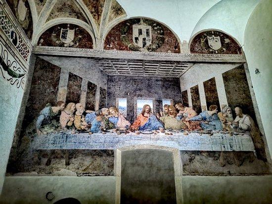 Het Laatste Avondmaal Milaan 2021 Alles Wat U Moet Weten Voordat Je Gaat Tripadvisor