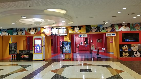 Sunshine City: J-World Tokyo, another interactive place to have fun with you and your kids.
