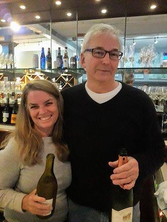 Corte Madera, CA: Kyle and Patsy!