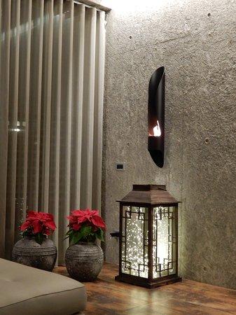 Hotel Ristorante La Rosina: Impression im Eingangsbereich