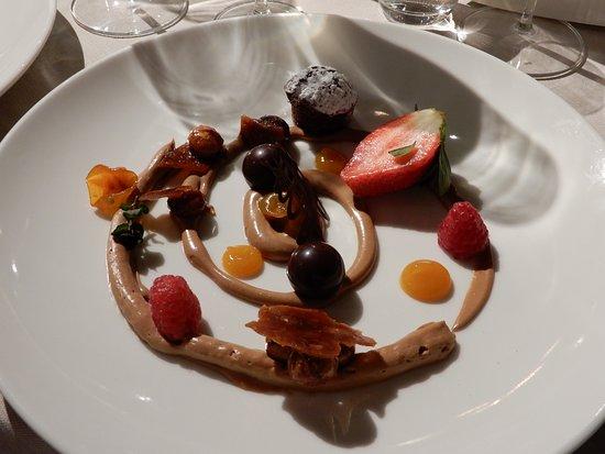 Hotel Ristorante La Rosina: Nachtisch