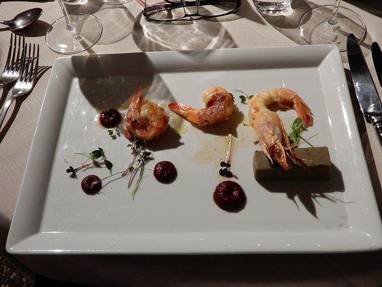 Hotel Ristorante La Rosina: Köstlich