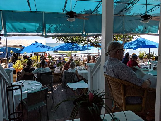 TripAdvisor gives a Certificate of Excellence to accommodations,  attractions and restaurants that consistently earn great reviews from  travelers. - Louie's Backyard, Key West - Restaurant Reviews, Phone Number