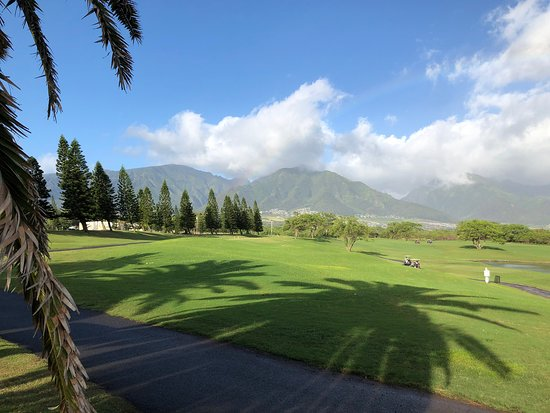 The Dunes at Maui Lani Golf Course