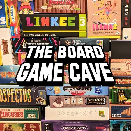 ‪The Board Game Cave‬