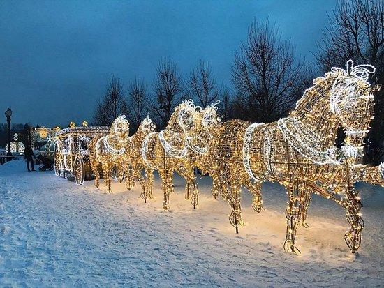 Moscow, Russia: Фото Анастасии Сотсковой. У меня так не получится. Видели эту красоту в Царицино