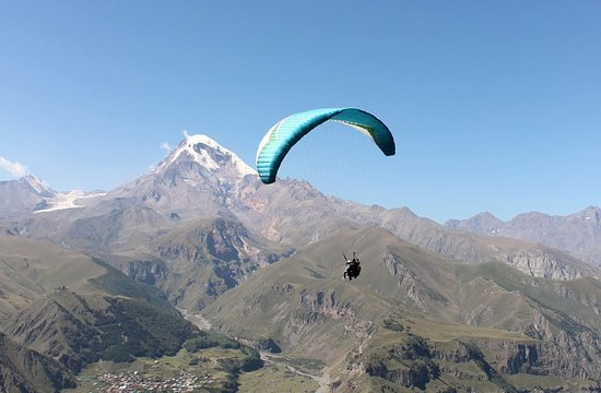 Fly Caucasus Paragliding Company