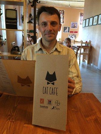 Cat Cafe KaciU Kavine
