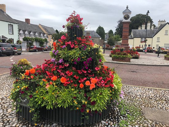 ‪Usk in Bloom‬