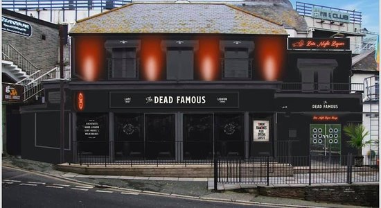 The Dead Famous Liquor Lounge