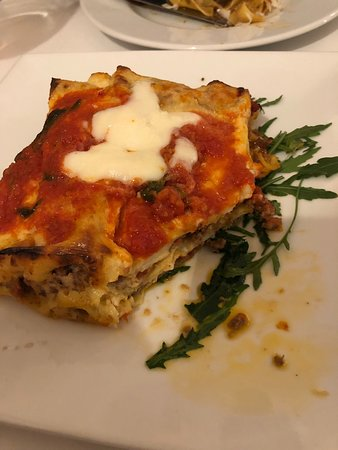 Amazing lasagna 👍