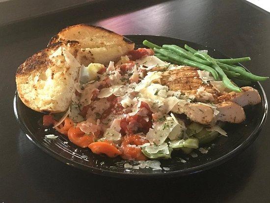 Hops & Rye: Chicken Parmesan
